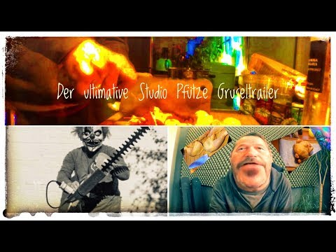 Der ultimative Studio Pfütze Gruseltrailer