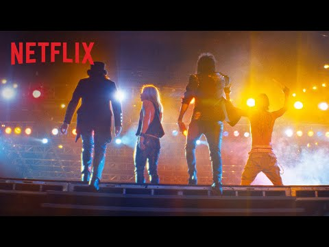 The Dirt: Sie wollten Sex, Drugs & Rock'n'Roll | Offizieller Trailer | Netflix